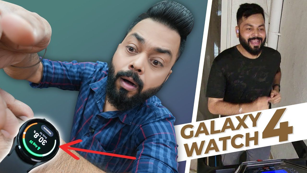 Samsung Galaxy Watch 4 Quick Review ⚡ A True Fitness Companion