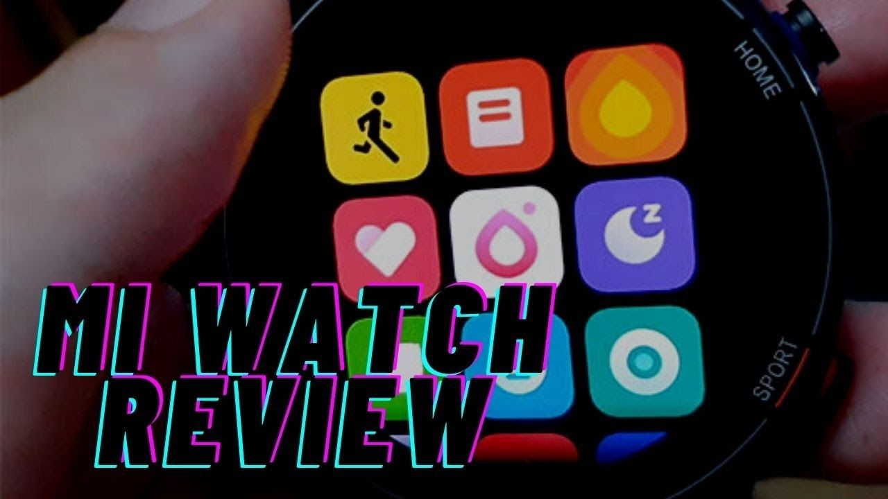 Value for Money with the Mi Watch | Smartwatch Review