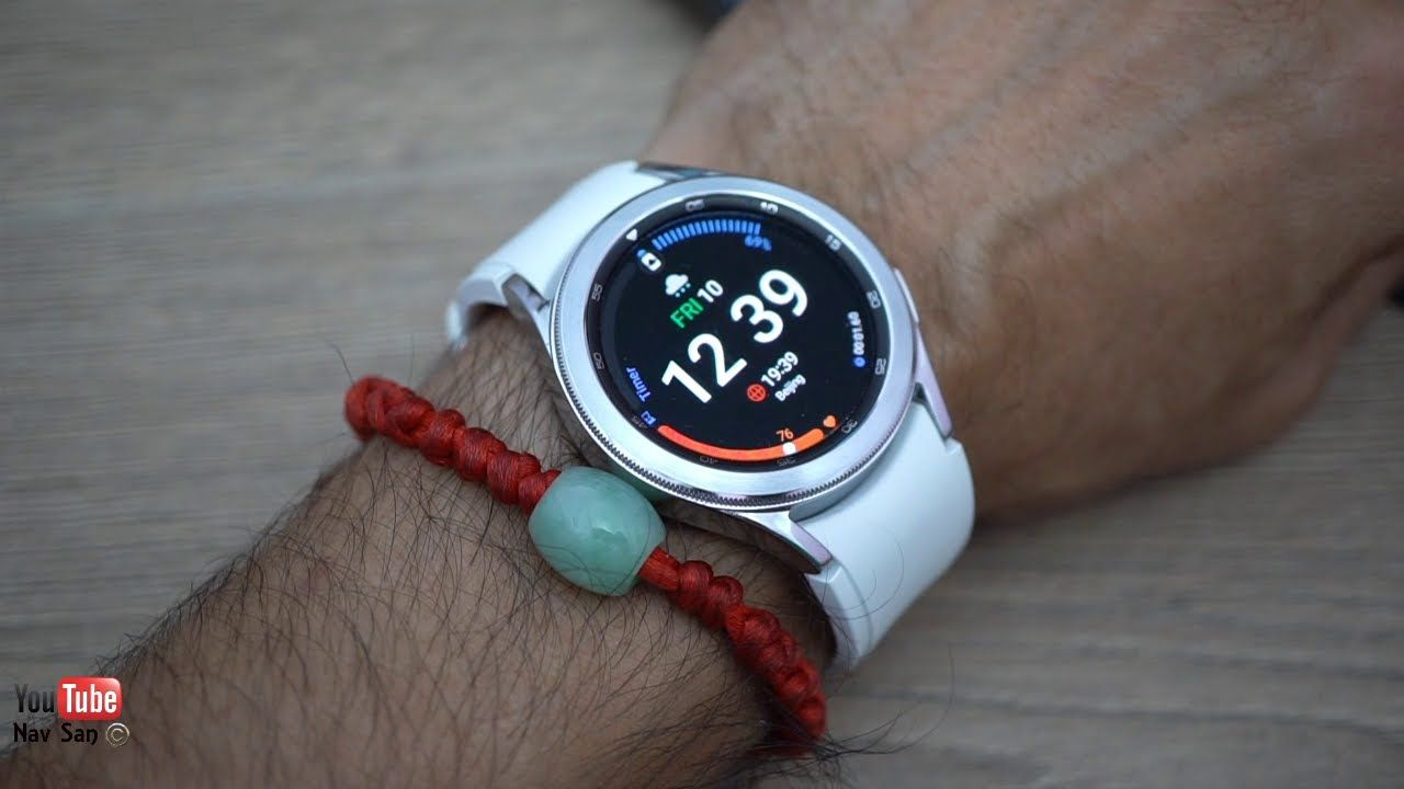 Samsung Galaxy Watch 4 Classic Review:: the ultimate Android watch?