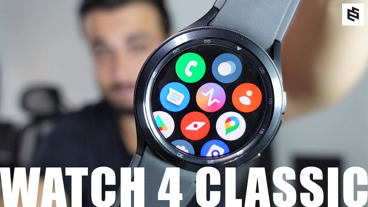 Samsung Galaxy Watch 4 Classic💰Primera REVIEW y UNBOXING