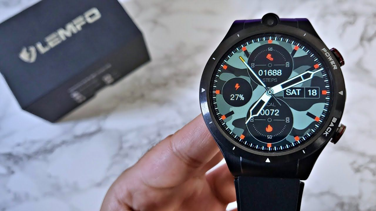 LEMFO LEM15 Full Android 4G Smartwatch | 4GB +128GB | Dual Cameras – Any Good?