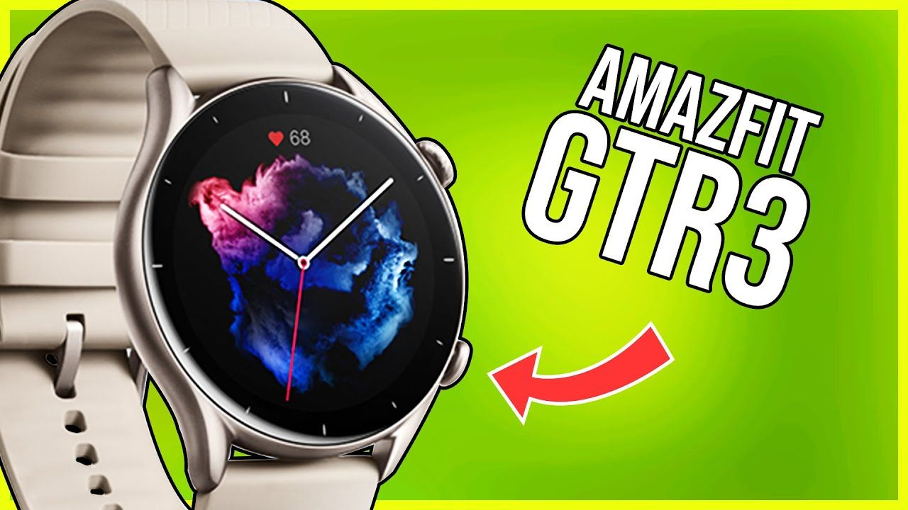 Amazfit GTR 3 Review – Not What I Expected…