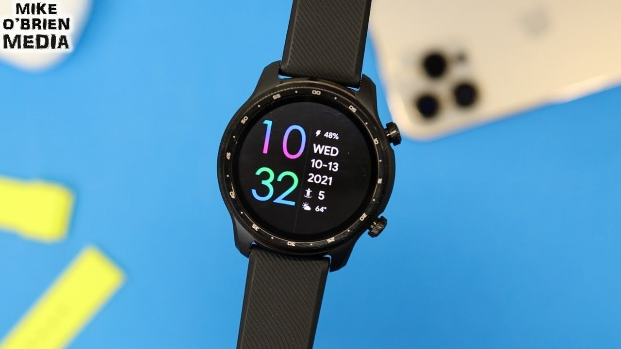 Android's Fastest Smartwatch? (NEW TicWatch Pro 3 Ultra)