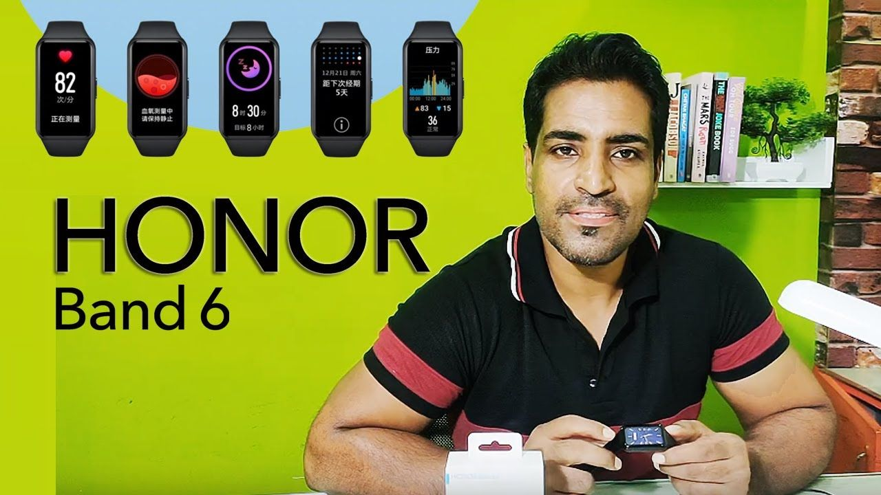 Honor Band 6 smart watch full review | Watch it before you buy this smart health watch