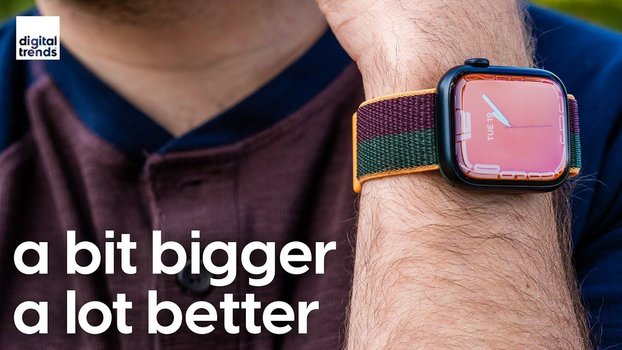 Apple Watch Series 7 Review | It's the little things