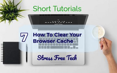 How to Clear Your Browser Cache