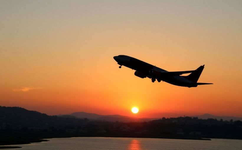 Drop in number of August arrivals at Corfu Airport this year