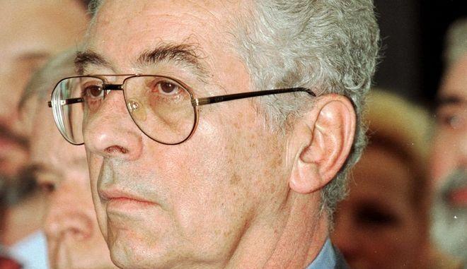Συλλυπητήριο μήνυμα της Μ. Υδραίου για την απώλεια του Γ. Αναστασόπουλου