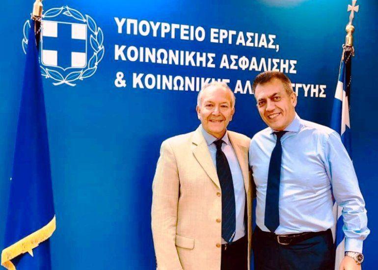 Γκίκας: «Επί ΣΥΡΙΖΑ δεν δόθηκε η δέουσα σημασία στο έργο των Εργατικών Κατοικιών της Κέρκυρας»