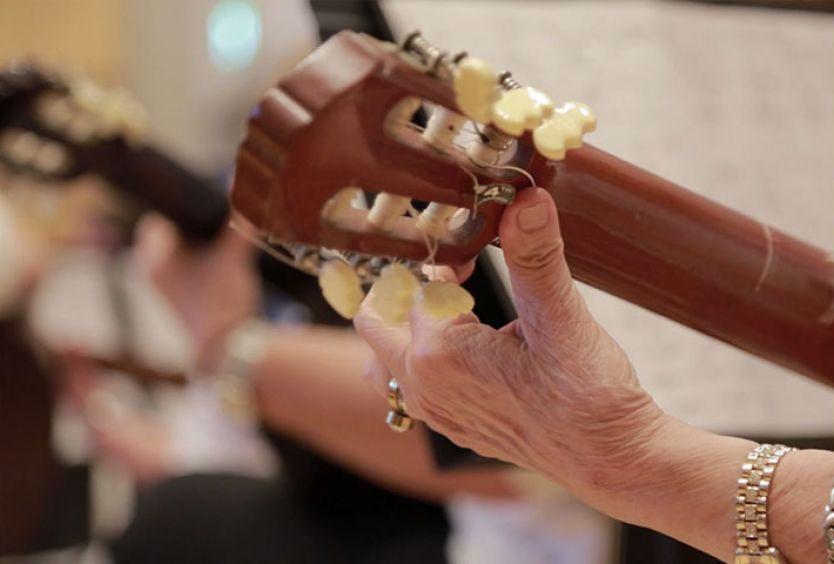 Τριήμερο Σεμινάριο «Κιθάρα Express» και συναυλία του σχήματος «Κιθάρα Express 65+»