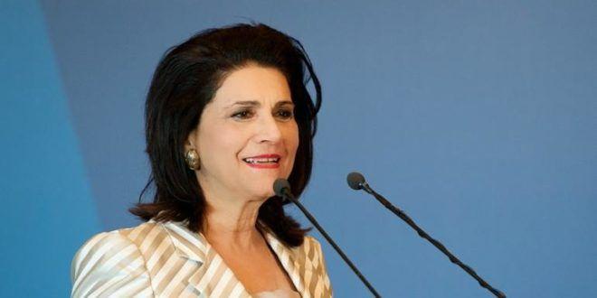 Για την ευρωπαϊκή στρατηγική συνοχής μίλησε η Κράτσα στην CPMR