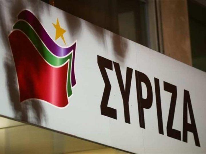 ΣΥΡΙΖΑ: Κατά παρέκκλιση του νόμου, η κυβέρνηση δέσμευσε 11 εκ.ευρώ σε καμπάνια για τον κορωνοϊό