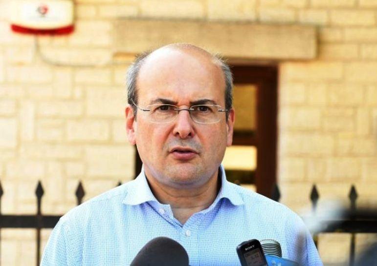 Χατζηδάκης: «Σύγχρονη & ευρωπαϊκή λύση για τα απορρίμματα της Κέρκυρας»
