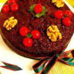 The Hirshon Trinidad Black Cake