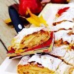 The Hirshon Viennese Apple Strudel - Wiener Apfelstrudel
