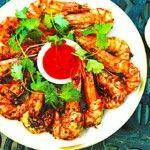 The Hirshon Macanese Garlic Prawns - 澳門大蒜蝦