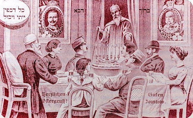 Austro-Hungarian Seder