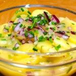 The Hirshon Viennese Potato Salad - Wiener Erdäpfelsalat