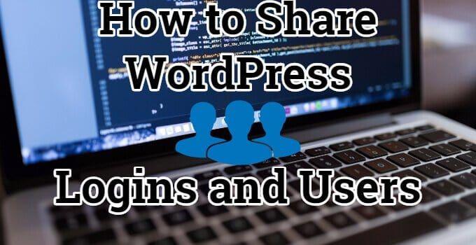 How to share WordPress Users and Login Cookies between multiple websites