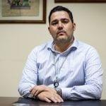 Marvin Palma, director del Hospital Dr. Enrique Baltodano Briceño