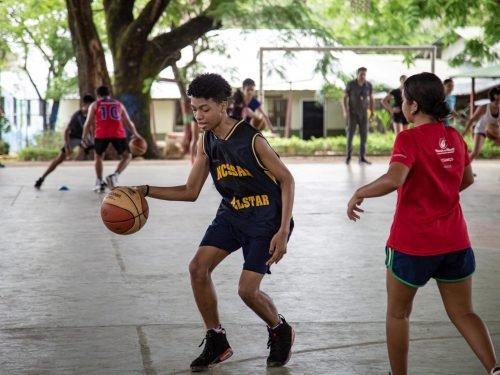 Baloncesto Nicoya