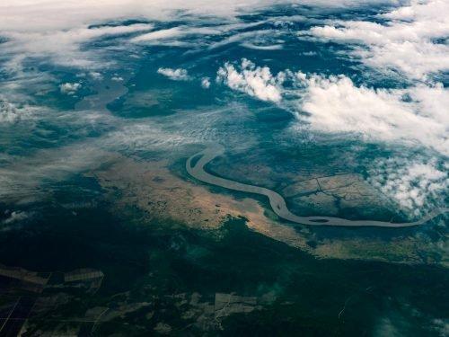 Rio Tempisque Aereo